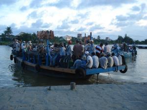 Mui Ne Fishermen Boat
