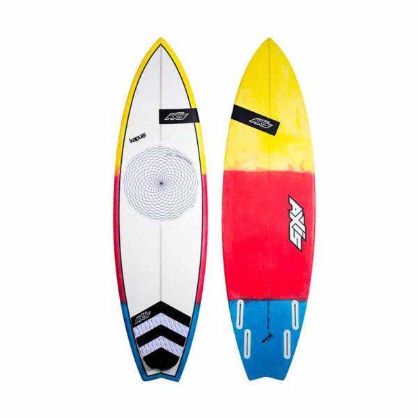 Axis surf board