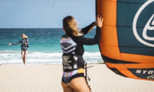 Intermediate Kite lessons