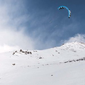Snow Kite Lessons