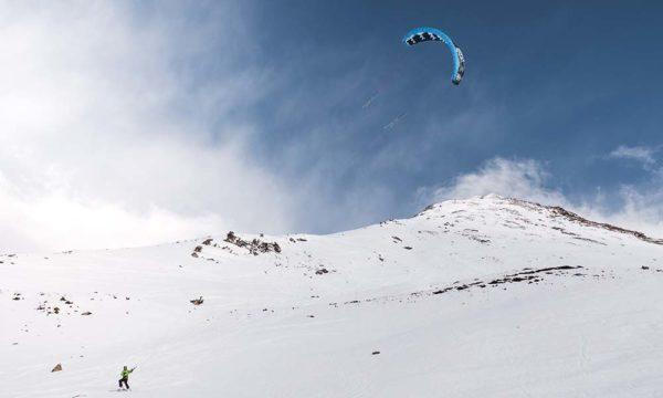 Snow Kite Lessons
