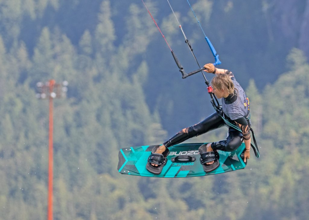 Marie-Eve Squamish KiteClass