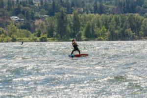 Hood River Kitesurf Foiling