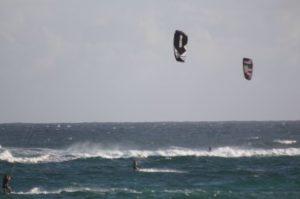 Silver Beach Barbados Kitesurfing